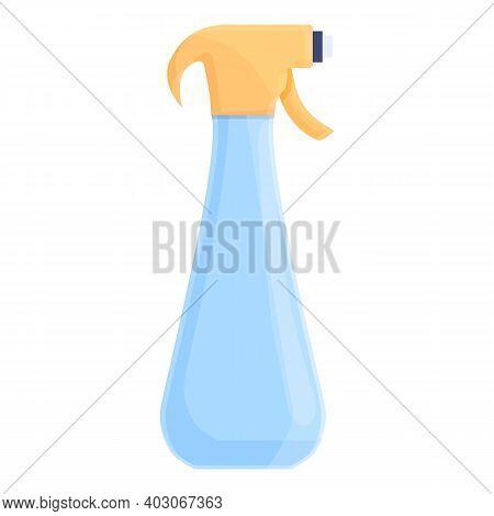 Biodegradable Plastic Spray Bottle Icon. Cartoon Of Biodegradable Plastic Spray Bottle Vector Icon F