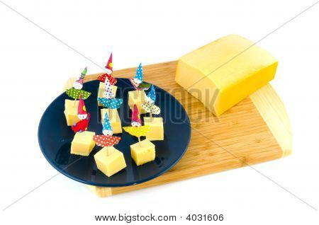 Cheese For A Child Party