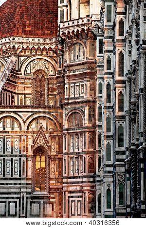 Duomo Facade Detail