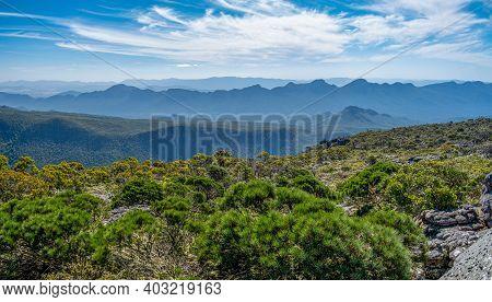 Amazing Mountainous Landscape Of Grampians National Park In Australia