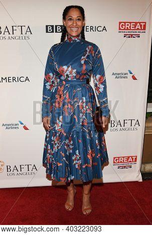 LOS ANGELES - JAN 7:  Tracee Ellis Ross arrives for  BAFTA Los Angeles Tea Party 2017 on January 07, 2017 in Beverly Hills, CA
