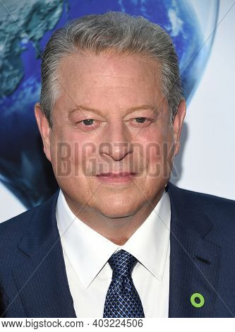 LOS ANGELES - JUL 25:  Al Gore arrives for 'An Inconvenient Sequel: Truth To Power' Screening on July 25, 2017 in Hollywood, CA