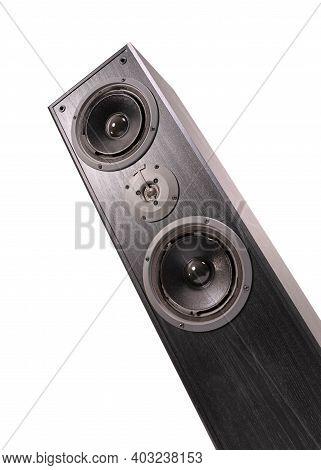 Broken Audio Speaker, Done Playing Music
