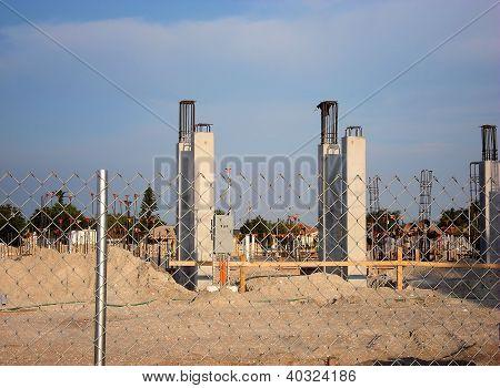 Construction Site Firehouse
