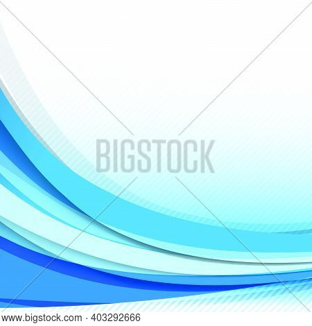 Abstract Background Soft Curve And Blend With Line And Overlap Element With Copy Space, Pink Backgro
