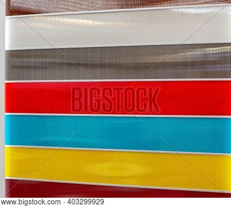Colour Polycarbonate Plastic Sheets For Construction Industry