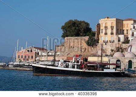 Chania. Crete,