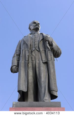 Statue Of Lenin - Vladimir Ilijc Uljanov