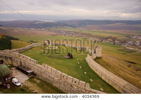 Spis Castle In Slovakia Unesco