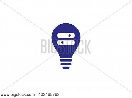 Toggle Switch  And Batsman Vector Logo Design. On And Off Toggle Switch Vector
