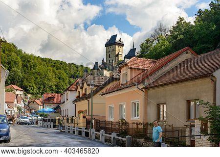 The Karlstejn Village