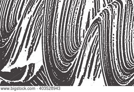 Grunge Texture. Distress Black Grey Rough Trace. Alluring Background. Noise Dirty Grunge Texture. No