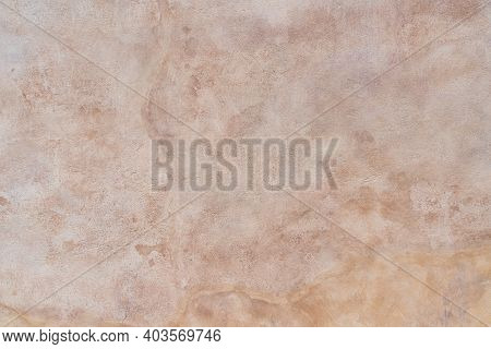 Aged Cement Wall For Texture And Background