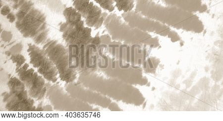 Rusty Tie And Dye. Watercolor Stains. Artistic Paint Surface. Gray Vintage Wrinkled Paper. Grungy Sh