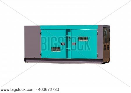 Big Generator Isolated,mobile Diesel Box Of Autonomous Generator For Emergency Electric Power