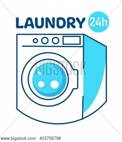Laundry Service 24h, Washing And Cleaning Clothes