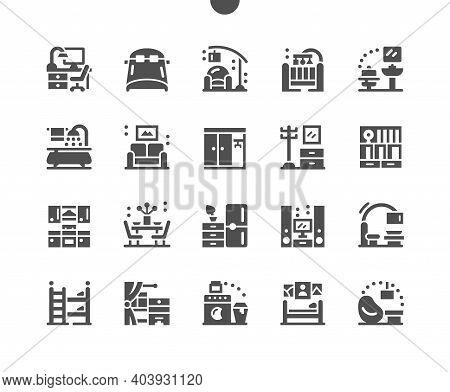 Home Room Types. Interior Design. Kitchen, Living Room, Laundry Room, Bedroom, Childrens Room, Bathr