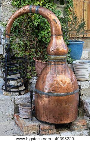 Brandy Distiller