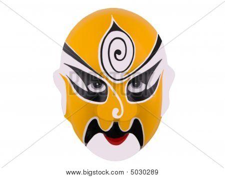 Chinese War Mask