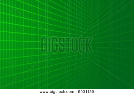 Space Energy Cross grey - Green conceptual time background poster