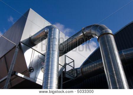Metallic Ventilation Ducts