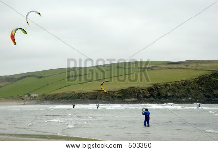 Kite Surfersdevon