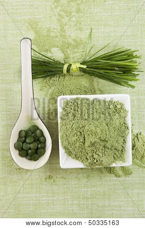 Green Superfood.