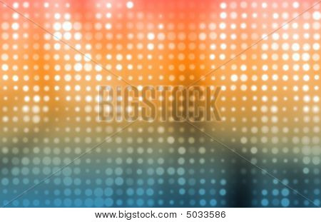 poster of Creative Banner as an Abstract Art Background