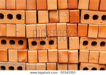 Red Clay Bricks
