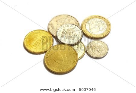 Coins Of The Different Countries