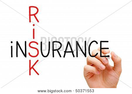 Risk Insurance Crossword