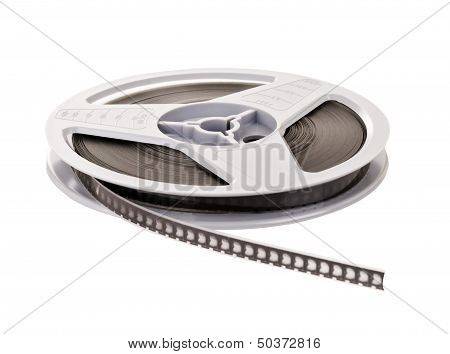 Super 8 Film Reel