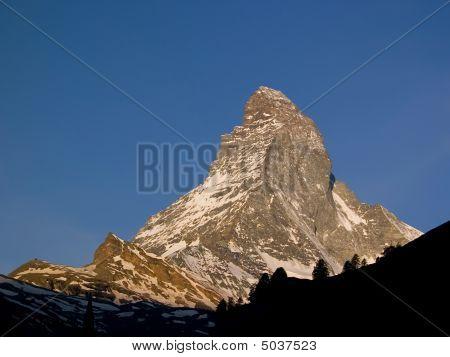 Matterhorn Of Zermatt