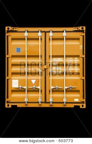 Container Orange