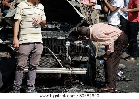Car Bombing Targeting Egypt's Interior Minister