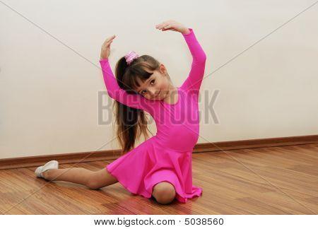 Girl Gymnastics