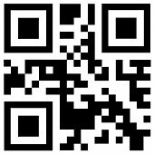 "Vector illustration of Qr code says ""BONUS"" poster"