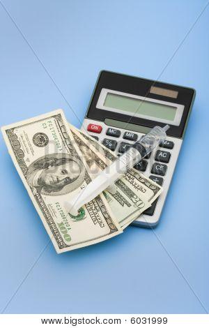 Cálculo dos custos de saúde