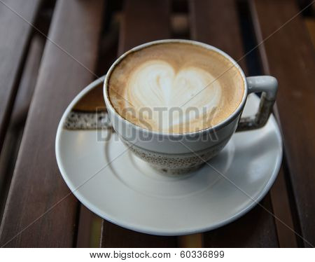 Cup Of Cappucchino