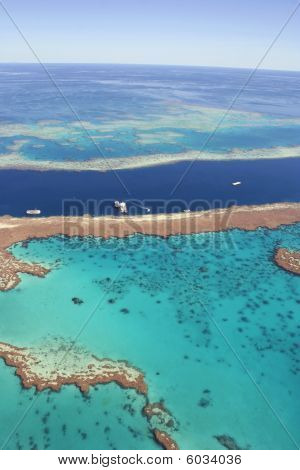 Great Barrier Reef, Queensland, Australia.