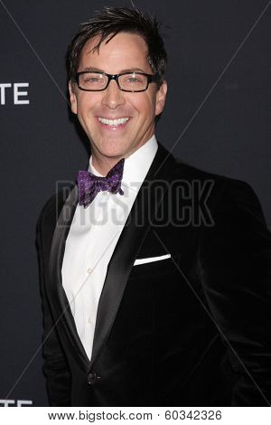 LOS ANGELES - FEB 22:  Dan Bucatinsky at the 16th Annual Costume Designer Guild Awards at Beverly Hilton Hotel on February 22, 2014 in Beverly Hills, CA