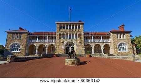 Perth Mint Building