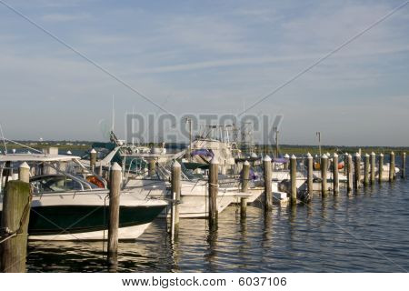 Quiet Bock Dock