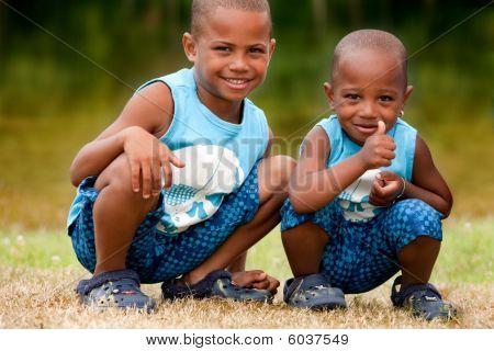 Black Children Say Ok