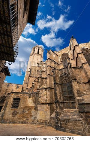 Barcelona Cathedral - Spain
