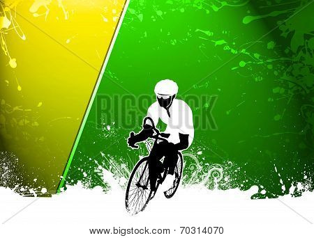 Cycling Background
