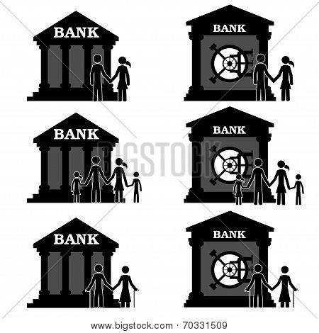People and bank