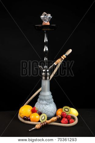 Shisha Hookah Or Sheesha Water Pipe