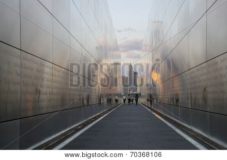 Empty Sky September 11 Memorial