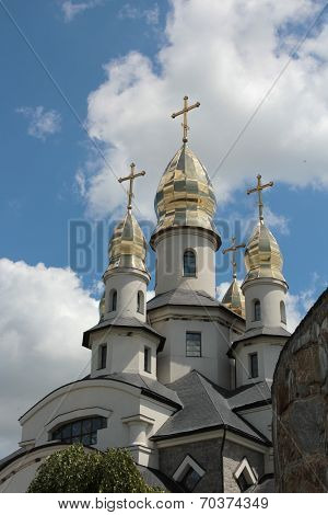 Church Of The Village Buki